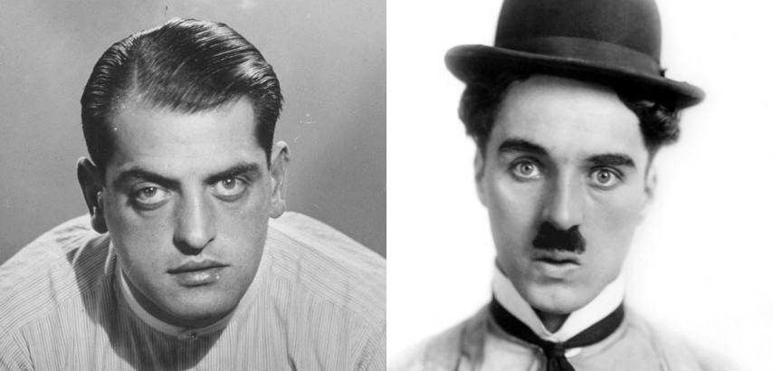 When Luis Buñuel wrecked Charlie Chaplin's Christmas