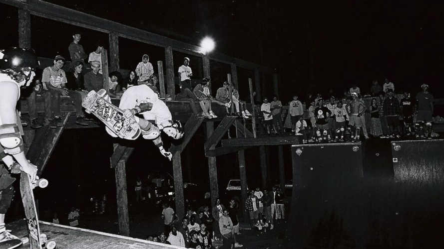 Blood and Steel: Punk meets skateboarding at the Cedar Crest Country Club