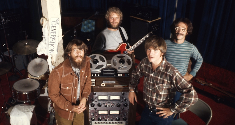 The avant-garde works of Creedence Clearwater Revival