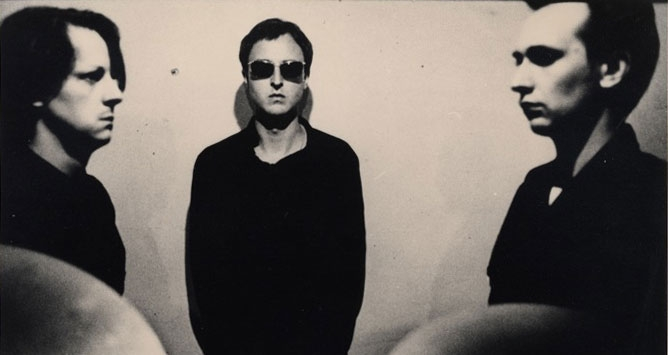Cabaret Voltaire to perform live in the U.K. for the first time since 1992 next month