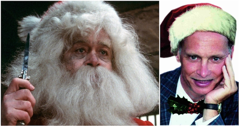 Fiona Apple's dad plays a crazed, killer Santa Claus in a John Waters favorite, 'Christmas Evil'