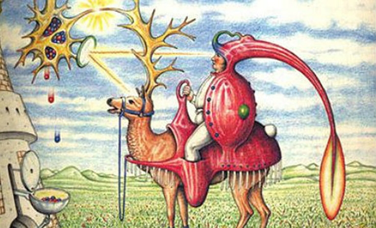 Download PDFs of the mysterious Voynich Manuscript and the Codex Seraphinianus for free