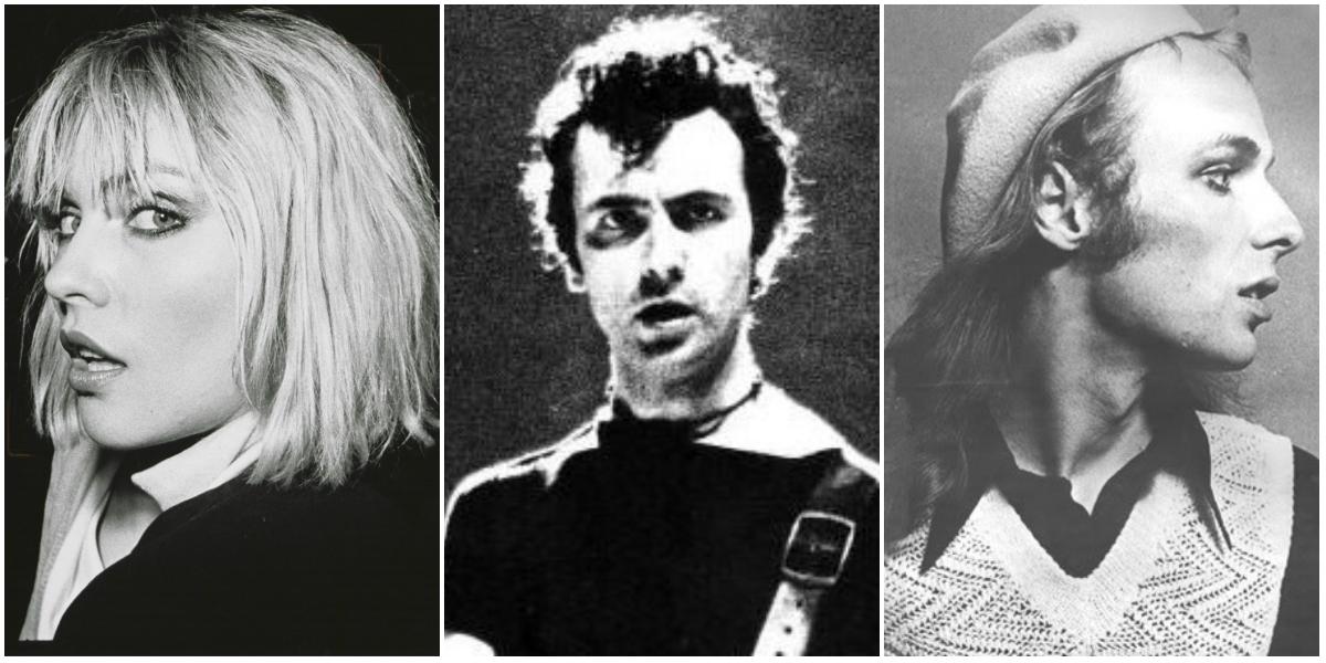 Brian Eno, Debbie Harry play movie soundtracks on ex-Strangler Hugh Cornwell's internet radio show