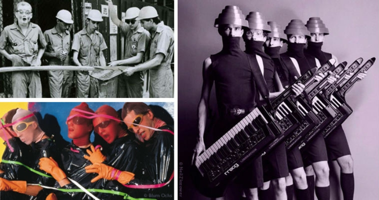 Muzak to get Mutated to: E-Z Listening with DEVO