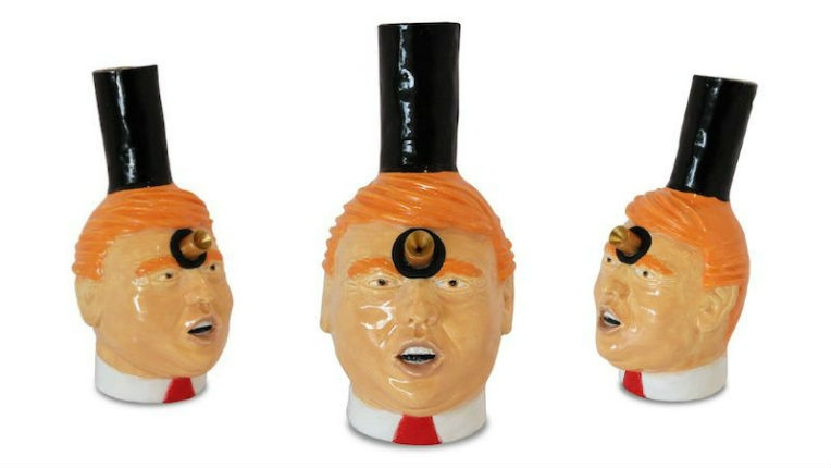 Donald Trump bong