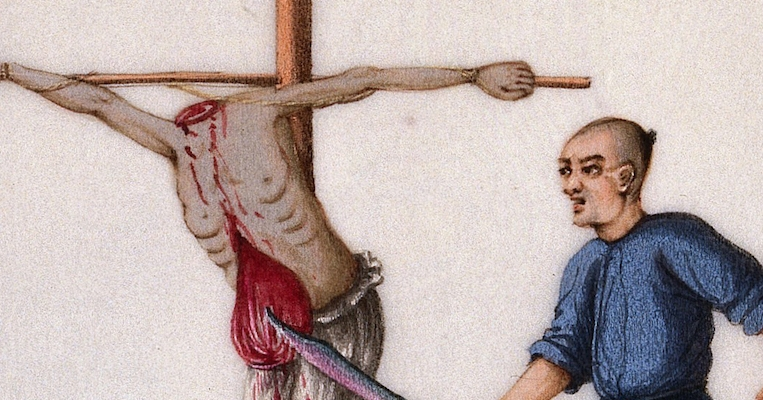 Gruesome and bloody Chinese torture methods from the distant past