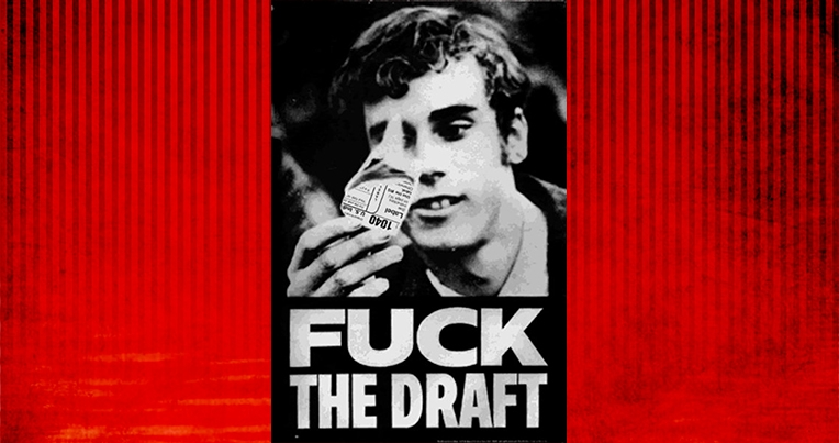 'Fuck the Draft': The amazing story of Kiyoshi Kuromiya, creator of the iconic protest poster
