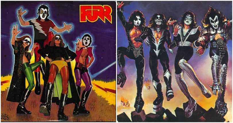 FURR: Meet the band who tried to be like KISS and failed