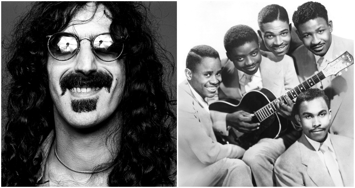 'Cocksuckers' Ball': The story behind the X-rated '50s doo wop song that was covered by Frank Zappa
