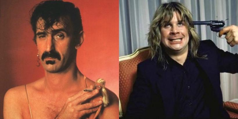 Frank Zappa really loved Black Sabbath's 'Supernaut'