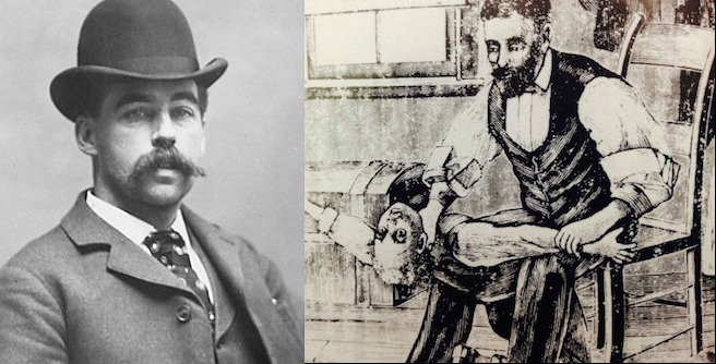 Body of prolific 'White City' serial killer H.H. Holmes to be exhumed
