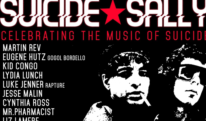 Genesis P-Orridge, Lydia Lunch, Martin Rev & more celebrate the music of Alan Vega and Suicide