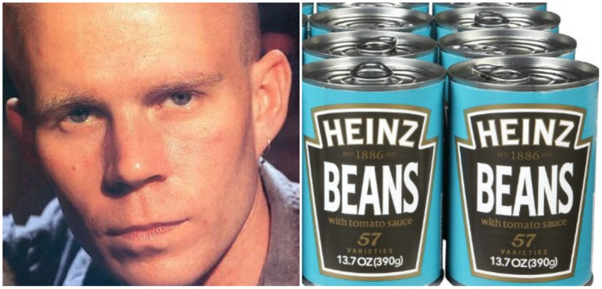 Vince Clarke of Erasure makes beans on toast