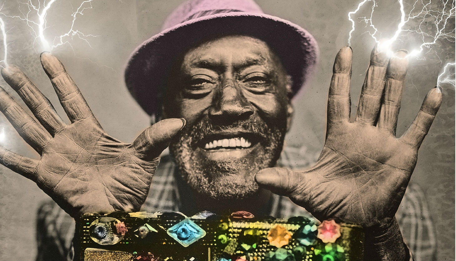 Meet obscure R&B legend Ironing Board Sam