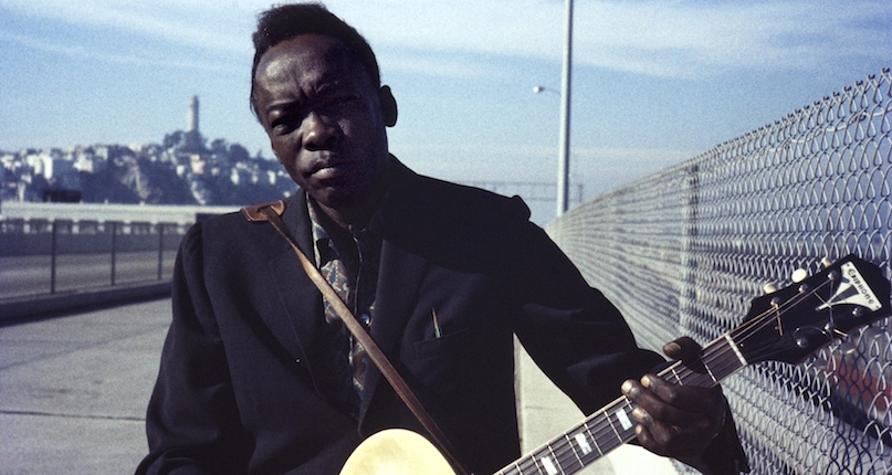 STOP what you're doing! We found more bad-ass live footage of John Lee Hooker that you MUST see