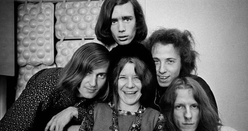 Janis Joplin's band play a wild, psychedelic version of 'In the Hall of the Mountain King'