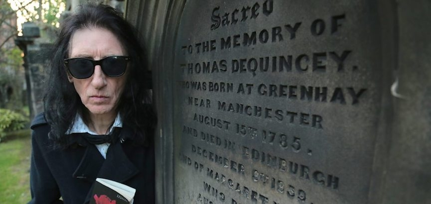 Too much junkie business: John Cooper Clarke on 'Confessions of an English Opium-Eater'
