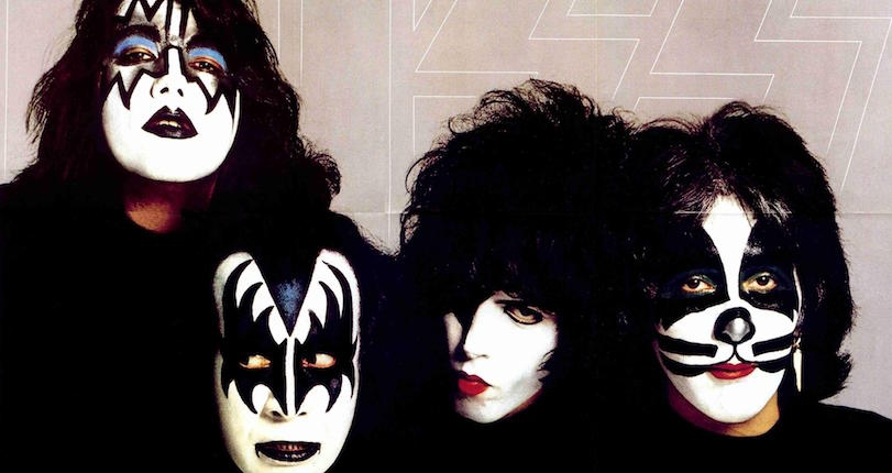 The surprising origins of the KISS merchandising machine that generated $100 million in the 1970s