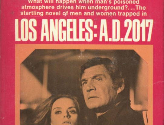 Steven Spielberg predicts the psycho-delic future of today in 1971's 'Los Angeles: A.D. 2017'!