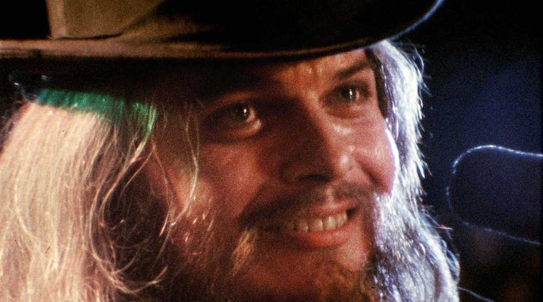 Leon Russell's groovy Terry Gilliam-esque animated promo for 'Roll Away the Stone'