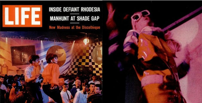 'New Madness at the Discothèque': Velvet Underground in LIFE magazine exposé of 1966's groovy scene