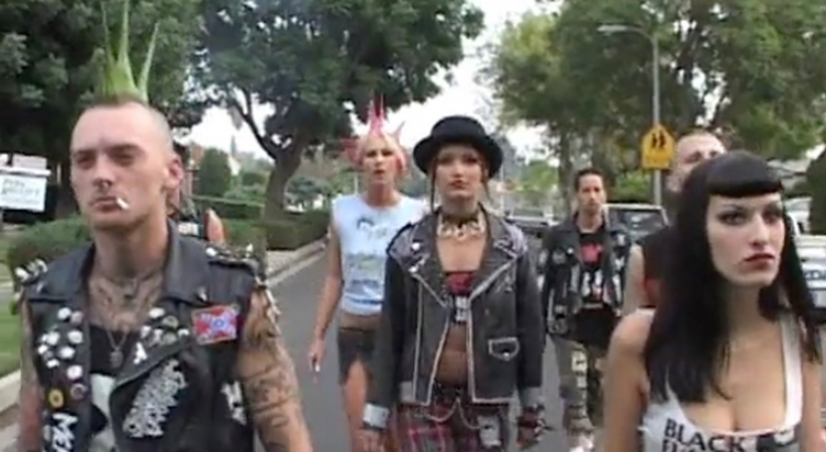 'I Just Want Some Skank': They made a punk porno based on Penelope Spheeris' cult film 'Suburbia'