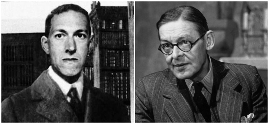 H.P. Lovecraft HATED T.S. Eliot