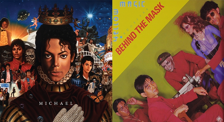 'Behind the Mask': Michael Jackson's posthumous cover of the Yellow Magic Orchestra