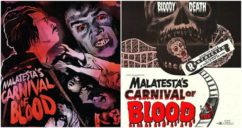 The surreal nightmare that is '70s cult film oddity 'Malatesta's Carnival of Blood'