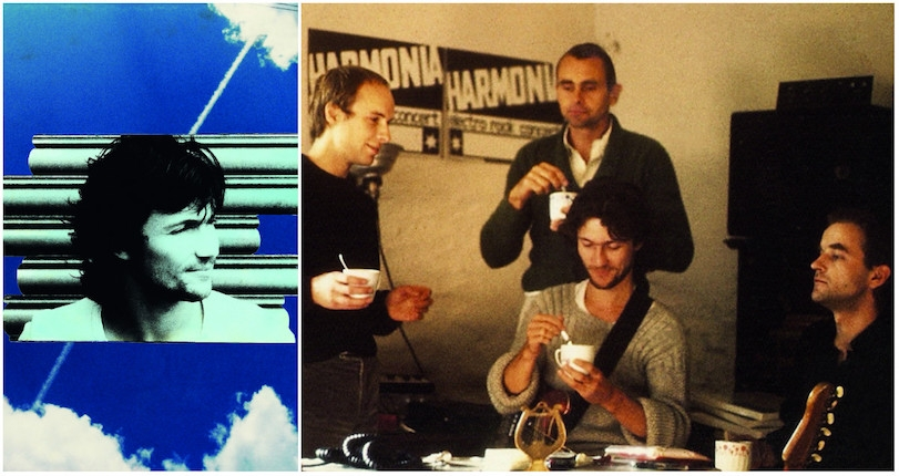 Stellar unreleased music from Michael Rother of krautrock greats Harmonia and NEU! (a DM premiere)