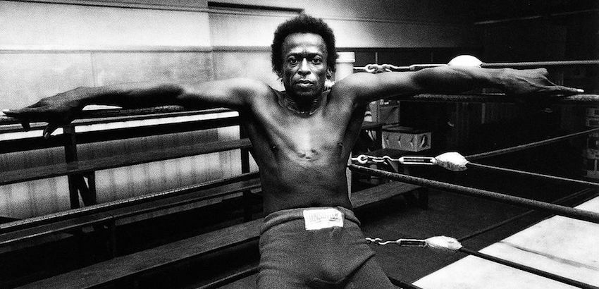 'Jack Johnson,' 1970 documentary about the first black heavyweight champion, scored by Miles Davis