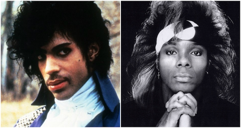 Dez Dickerson's awesome blink-and-you'll-miss-it song (featuring Prince) in 'Purple Rain'