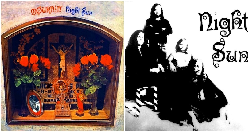 A Heavy Metal MONSTER: Obscure German band Night Sun and their 1972 vinyl bombshell