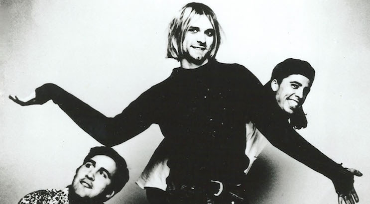 Nirvana playing 'Smells Like Teen Spirit' live for the very last time