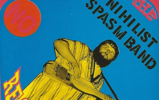 The Nihilist Spasm Band invented noise rock in 1965