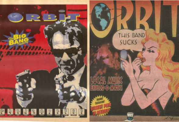 Remembering Detroit's legendary cult-zine, The Orbit
