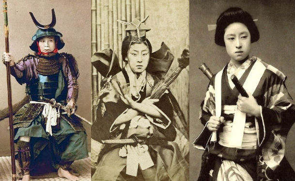 Samurai Girl Power: Mess with these female Japanese warriors and you'll regret it
