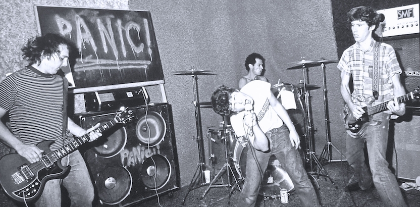 Before they were Black Flag: New book unearths shots of Panic in 1978