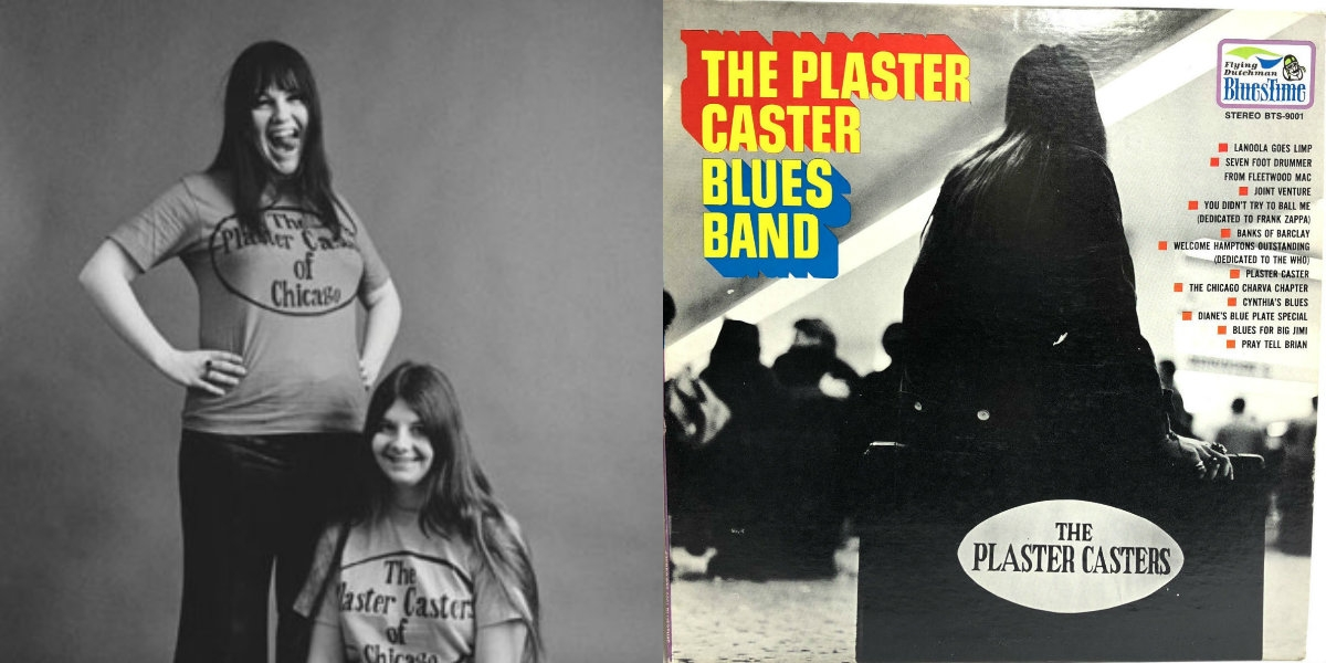 Cock rock: Dig the groovy, sleazy sounds of The Plaster Caster Blues Band