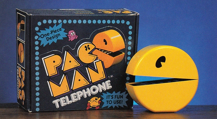 Take a look at highlights from this large collection of wacky vintage novelty phones