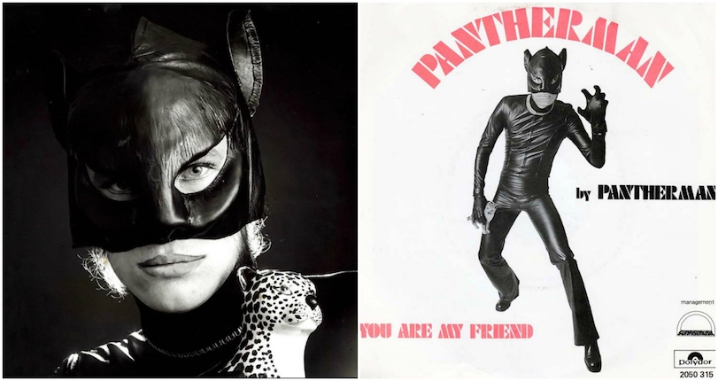 'I am your Pantherman!': Sink your claws into this killer one-man band glam rocker