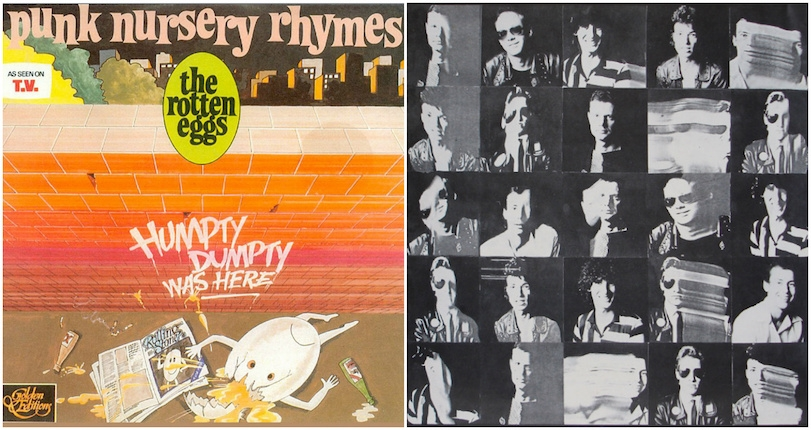 'Punk Nursery Rhymes': The entertaining 1981 novelty album and the mystery band behind it