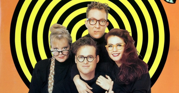 The B-52s take you on a tour of Athens, GA in 1989