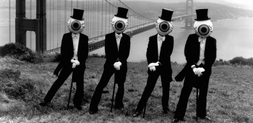 RIP Hardy Fox, 'primary composer' and 'co-founder' of the Residents