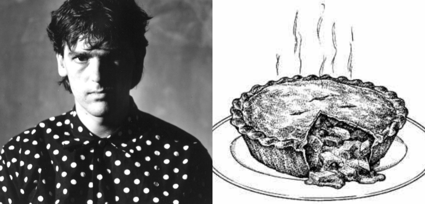 Robyn Hitchcock's recipe for Food Pie