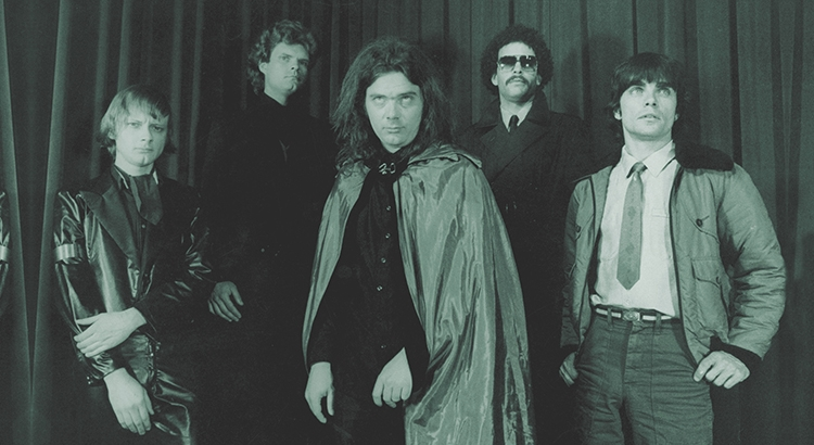 I Walk with Demons: Roky Erickson depicts selling his soul to the devil on public TV, Halloween '84