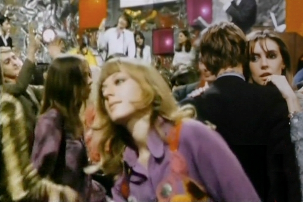 Spend New Year's Eve 1968 with The Who, Small Faces, Françoise Hardy & Pink Floyd