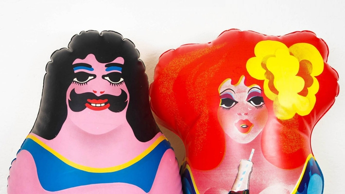 Meet Rita, the blow-up party doll that took 1970s Germany by storm