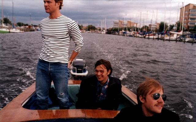 Meet Eggstone, the 'Godfathers of Swedish pop'
