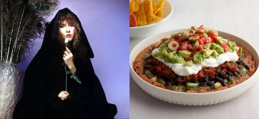 Stevie Nicks' recipe for Fleetwood Mac Fiesta Dip